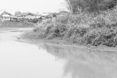 Agua contaminada Fotografía de archivo