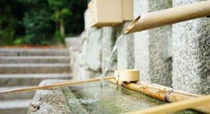 Agua corriente Imágenes de archivo libres de regalías