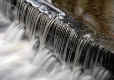 Agua corriente foto de archivo libre de regalías