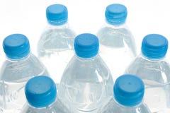Agua de botella Fotografía de archivo