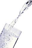 Agua de colada Imagenes de archivo