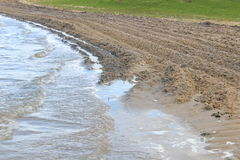 Agua de Golvend Foto de archivo libre de regalías
