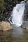 Agua de la pasión y de la calma Foto de archivo libre de regalías