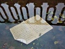 agua de la tristeza de la música imágenes de archivo libres de regalías