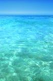 Agua de la turquesa Fotos de archivo