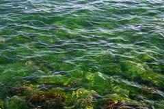 Agua de mar fotografía de archivo libre de regalías