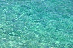 Agua de mar Imagenes de archivo