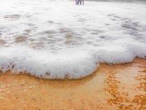Agua de mar Fotos de archivo libres de regalías