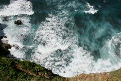 Agua de mar de Bali fotografía de archivo libre de regalías