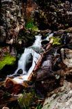 Agua de Montana Foto de archivo libre de regalías