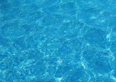 Agua de ondulación Foto de archivo