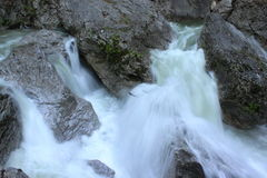 Agua de precipitación fotos de archivo