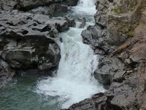 Agua de precipitación Imagen de archivo
