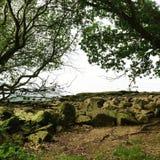 Agua de Rutland Foto de archivo libre de regalías