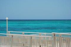 Agua del Caribe Imagen de archivo
