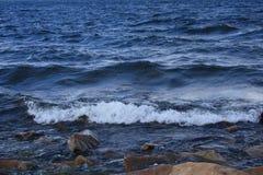 Agua del lago Fotografía de archivo libre de regalías
