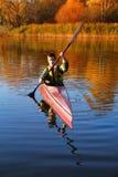 Agua del otoño Fotos de archivo