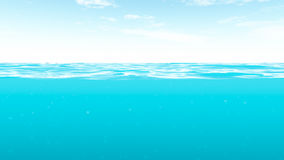 Agua del verano Imagenes de archivo
