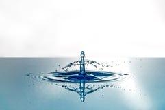 Agua-descensos Fotos de archivo