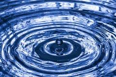 Agua-descensos Fotografía de archivo
