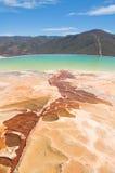 agua el hierve Mexico Oaxaca wiosna thermal Zdjęcie Royalty Free
