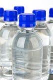 Agua embotellada Fotografía de archivo libre de regalías
