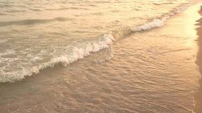 Agua en la costa metrajes