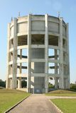 Agua enorme grande de la torre de agua Fotos de archivo
