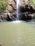 Agua Falls-04 de Himchhari fotos de archivo libres de regalías