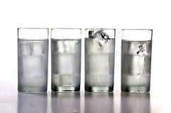 Agua fría Fotografía de archivo