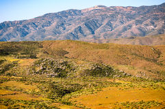 Agua Fria National Monument Stock Photos