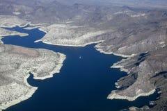 Agua Fria rzeka w Arizona Obraz Royalty Free