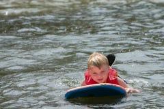 Agua fun2 Fotografía de archivo