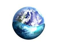 Agua global stock de ilustración