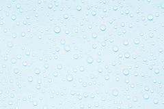 Agua-gotas Fotografía de archivo