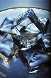 Agua helada Foto de archivo libre de regalías