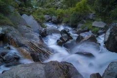 Agua hermosa Fotos de archivo