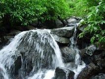 Agua mágica de la naturaleza Foto de archivo libre de regalías