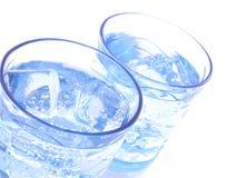 Agua mineral Fotografía de archivo libre de regalías