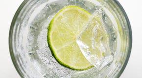 Agua mineral Foto de archivo