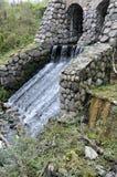 Agua-molino fotografía de archivo