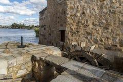 Agua-molinos Zamora Imágenes de archivo libres de regalías