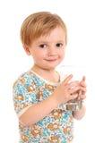 Agua-muchacho Imagenes de archivo
