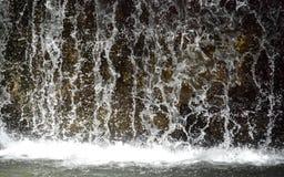Agua parada de la cascada fotos de archivo libres de regalías
