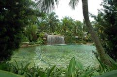 Agua-piscina fotografía de archivo