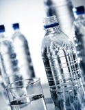 Agua potable Fotos de archivo libres de regalías