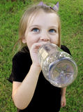 Agua potable foto de archivo