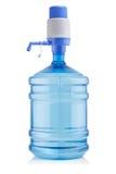 Agua potable en botella Fotografía de archivo libre de regalías