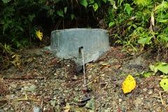 Agua potable pura Foto de archivo