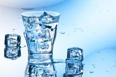 Agua pura Imagen de archivo libre de regalías